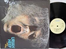 URIAH HEEP - Very 'eavy, Very 'umble LP (RARE German Import on BRONZE)