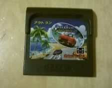 SEGA GAME GEAR - OUT RUN - GIOCO CARTUCCIA