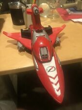 Power Rangers Plane