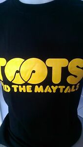 TOOTS & THE MAYTALS - REGGAE - 100% COTTON T-SHIRT