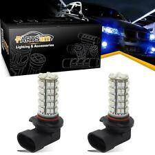 Super Blue 68-SMD LED Bulbs For Driving Fog Light 9145 9140 H10