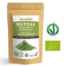 Thé Matcha Bio Japonais [ Premium Qualité ] 100 gr | Thé Vert Matcha en Poudr