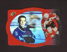 Theo Fleury--Calgary Flames--1996-97 SPx Hockey Card