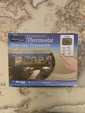 110423-2 Champion MasterCool Programmable Thermostat for Evaporative Cooler NEW!
