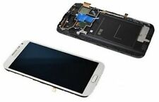 LCD TOUCH SCREEN E VETRO COMPLETO BIANCO SAMSUNG GALAXY NOTE2 N7105 LTE #13541