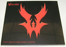 WARLORD Lost and Lonely Days DIGI MINI CD 2016 500 copies