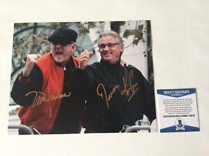 Mike Krukow Duane Kuiper Signed Autographed GIANTS 8x10 Photo BECKETT BAS COA b