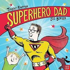 Superhero Dad, Knapman, Timothy, Excellent Book
