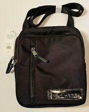 Calvin Klein Nylon Crossbody Black Bag Men Woman BRAND NEW