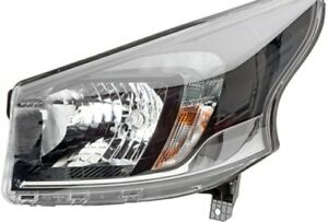 Vauxhall Vivaro 14-Headlamp With Led Drl Oes Oem Lh Left Passengers Nearside