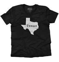 Texas State Shirt State Pride USA T Novelty Gift Ideas Graphic V-Neck T-Shirt