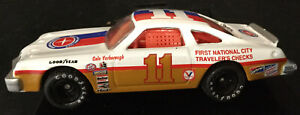 1/64 NASCAR Stock Car, Cale Yarborough #11 First National City, Oldsmobile