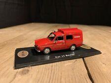 DAF 33 Bestel brandweer met trap 1:43 rood DMC new