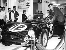 AC Cobra - Shelby Cobra & Carroll Shelby - 1963 12 hours of Sebring winner –