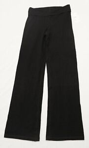 Old Navy Active Women's Mid-Rise Wide-Leg Yoga Pants AH4 Black Medium NWT