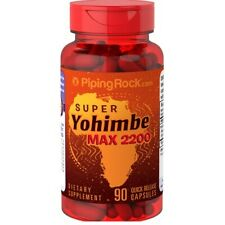 YOHIMBINA 2200mg. 90 cps. Envio 24h gratis