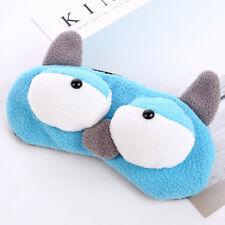 Animals Travel Eye Mask Padded Sofe Relax Cover Eye Blindfold Sleeping For Rest