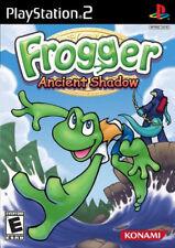 Frogger Ancient Shadows PS2 New Playstation 2