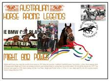 AUSTRALIAN HORSE RACING LEGENDS COVER, MIGHT & POWER
