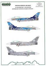 Model Maker Decals 1/32 EUROFIGHTER TYPHOON STEINHOFF 60 Years of the Luftwaffe