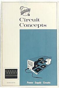 POWER SUPPLY CIRCUITS Kenneth Arthur Tektronix 1968 Circuit Concepts Series | VG