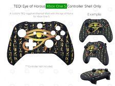 New Xbox One S Allseeingeye/Secret Controller Soft Front Shell Eye Egypt Horus