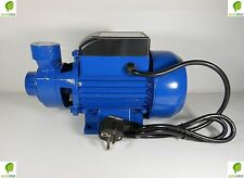 Elettropompa pompa volumetrica 370 Watt centrifuga per autoclave HP 0,50