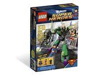 Lego Super Heroes DC 6862 Superman Vs Power Armor Lex Wonder Woman