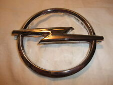 au altes Original Oldtimer Emblem Logo Schriftzug Typenschild Opel Neuwertig