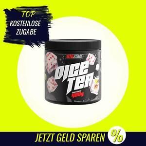 Big Zone - Dice Tea - 400g Dose - Vitamin C, Low Carb, Low Fat, Sugarfree, Ve B0