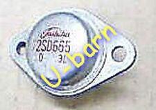 TOSHIBA 2SD665 TO-3 Silicon NPN Power Transistors