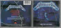 Metallica - Ride the Lightning  (CD 1994 Elektra (Label)) VENTURES
