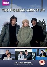 TWO THOUSAND ACRES OF SKY Stagioni 1-3 Complete BOX 8 DVD in Inglese NEW PRENOT.