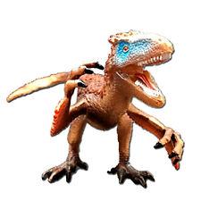 8'' Utahraptor Dinosaur Figure Educational Toy Collectible Birthday Gift to Kids