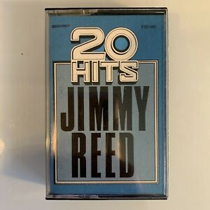 Jimmy Reed 20 Hits (Cassette)