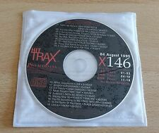 HIT TRAX (NEIL YOUNG, TAKE THAT, PAUL WELLER) - CD PROMO COMPILATION