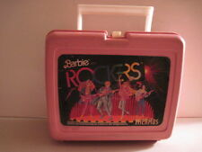 Barbie And The Rockers Lunchbox with Thermos! (Used) 1987. fashion music