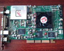 AGP card ATI Rage Theater AIW 8500DV 64M DDR 109-84800-20 DVI Vid I/O CATV DV