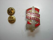 Nam War Metal Pin US 45th GENERAL SUPPORT Group - MEYER