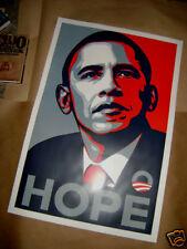 "Barack Obama Democratic HOPE Election Poster 24"" x 36"""