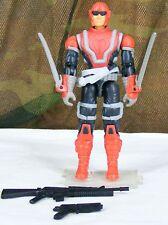 GI JOE Valor vs Venom Cobra Razorclaw 2004 army builder action figure complete