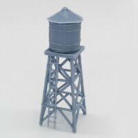 Outland Models Railway Scenery Old West Accessory Small Water Tower 1:87 HO Scal