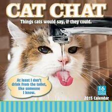 Cat Chat (2014, Calendar)