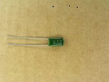 S00774-250 (6 Pc Lot) .001 ufd 1000 pf 100 volt +- 5% radial polyester capacitor