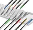 WeldingCity® TIG Welding Tungsten ASSORTED Green-Red-Gray-Gold-Blue 1/16'-3/32'
