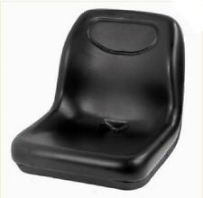 New Replacement Gator/Tractor Seat. Waterproof,Universal Mounting Pattern, Black
