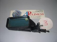 12290 SPECCHIO RETROVISORE (BACK MIRROR) SX MECCANICO FIAT 131 U.T. AZZ. 78->82