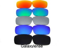 Replacement Lenses Oakley Square Whisker Sunglasses Black/Blue/Grey/Green/Red