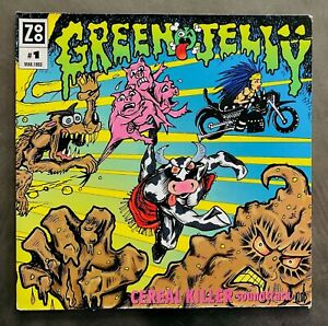GREEN JELLY . cereal killer LP  1.Press 1993 Ugly Kid Joe Nirvana GWAR Pearl Jam