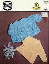 4fbd351c0 vintage baby knitting patterns matinee